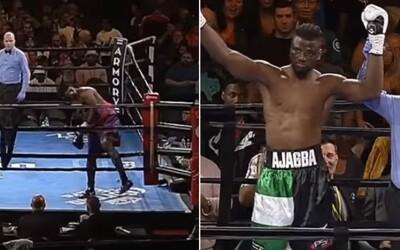 Boxer sa pozrel na svojho neporazeného súpera a utiekol z ringu. Vraj nedostal dosť peňazí, podľa divákov je strachoprd