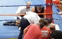 Boxera prohlásili za mrtvého, on však žije. V ringu zemřel jeho bratranec