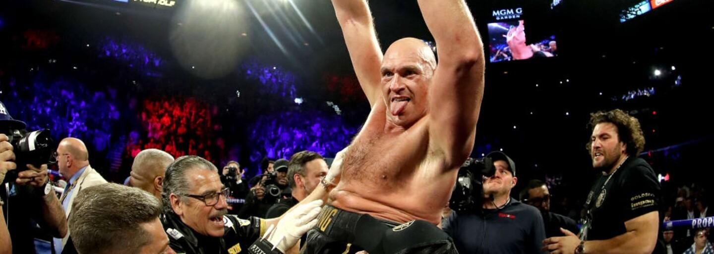 Boxerský megazápas Tyson Fury vs. Anthony Joshua bude realitou. Šampióni podpísali zmluvu na dva zápasy