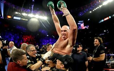 Boxerský megazápas Tyson Fury vs. Anthony Joshua bude realitou. Šampioni podepsali smlouvu na dva zápasy