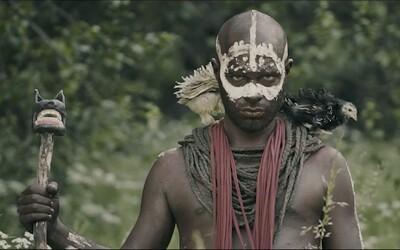 Boy Wonder je africký domorodec v klipe od Mystika produkt