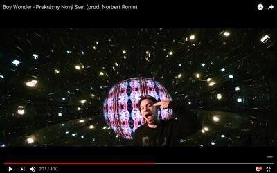 Boy Wonder predstavuje výbornú skladbu Prekrásny Nový Svet a avizuje, že albumu sa dočkáme ešte tento rok
