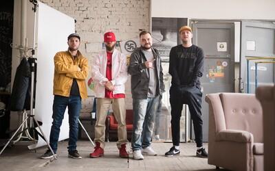 Boy Wonder, Tono S a Idea hosťujú na Moeho skladbe, ktorá je súčasťou projektu Solid Move