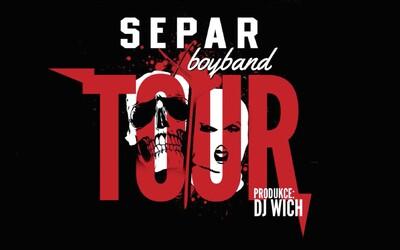 BoyBand a Separ Tour má už spoločný song s produkciou od Wicha!