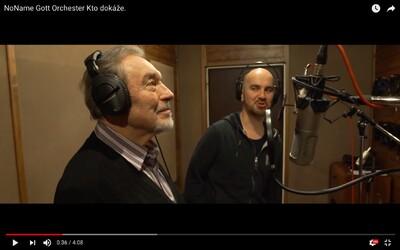 Božský Kája Gott a Igor Timko z No Name výdávajú spoločný banger Kto dokáže, ktorý sprevádza orchester a vizuál z nahrávania