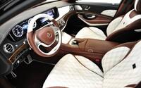 Brabus opäť čaruje, ich ultra-luxusný Mercedes-Maybach s V12-kou má 900 koní a 1500 N.m!