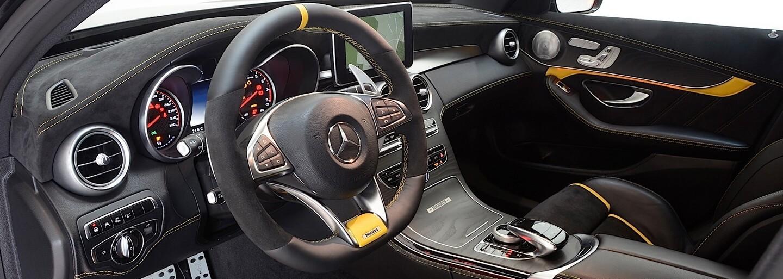 Brabus opäť čaruje, tentokrát doprial špičkovému sedanu Mercedes-AMG C 63 S až 650 koní!