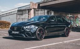Brabus nabízí za 254 tisíc eur Éčkové AMG s výkonem rovných 800 koní a 1 000 Nm