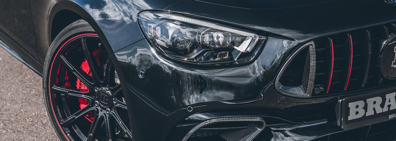 Brabus ponúka za 254-tisíc eur E-čkové AMG s výkonom rovných 800 koní a 1 000 Nm