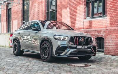 Brabus vyrobil nejrychlejší SUV na světě, jde o upravené AMG s výkonem až 900 koní