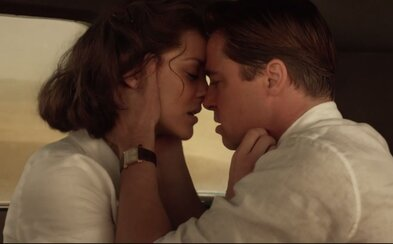 Brad Pitt a Marion Cotillard zažívají pekelné chvíle války coby špióni různých zemí