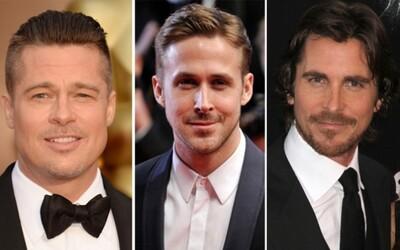 Brad Pitt, Christian Bale a Ryan Gosling spolu natočí finanční drama!