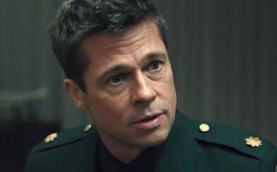 Brad Pitt je ve vesmírném sci-fi připravený riskovat vše, aby našel svého otce a zachránil svět
