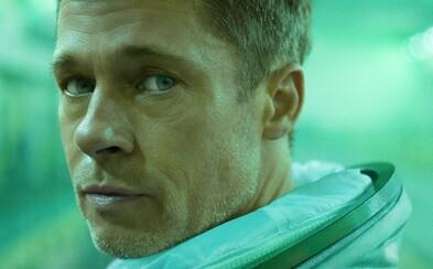 Brad Pitt sa počas vesmírnej misie snaží zachrániť slnečnú sústavu a nájsť strateného otca. Sci-fi Ad Astra vyzerá skvele!