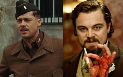 Brad Pitt se přidává k Leonardu DiCapriovi v Tarantinově novém filmu. Známe název a víme, o čem bude