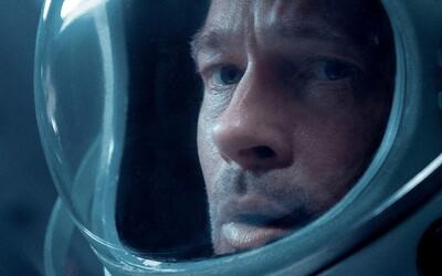 Brad Pitt zachraňuje sluneční soustavu ve velkolepém vesmírném sci-fi Ad Astra, které chceš vidět v IMAXu