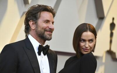 Bradley Cooper a Irina Shayk se rozešli
