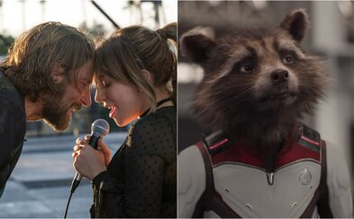 Bradley Cooper a Lady Gaga by si mohli zahrát zamilovanou dvojici i v Guardians Of The Galaxy 3