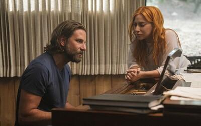 Bradley Cooper a Lady Gaga plánujú na Oscaroch zaspievať ich hit Shallow naživo. Získa tak Zrodila sa hviezda Cenu Akadémie?