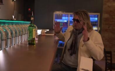 Braňo Mojsej odmieta alkohol v novom videoklipe. Dal by si radšej teba