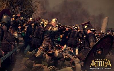 Brány Ríma traste sa! Nové video a informácie o najnovšom prírastku do rodiny – Total War: ATTILA