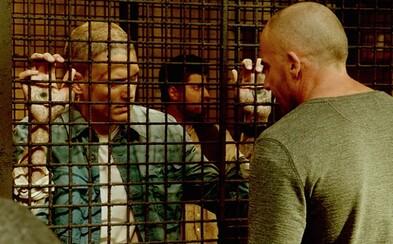 Bratia Lincoln a Michael plánujú najnáročnejší útek z väzenia v ukážke nového Prison Breaku