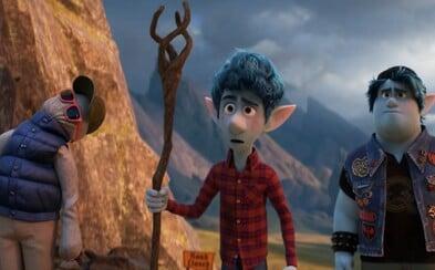 Bratia sa vďaka kúzlu môžu po prvýkrát stretnúť so svojím mŕtvym otcom. Pixarovka Onward a jej trailer sľubujú devastujúci príbeh