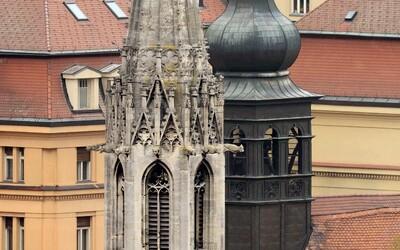 Bratislava bude mať novú výhliadku. Nájdeš ju vo františkánskom kostole