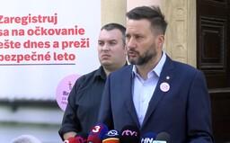 Bratislava chce dosiahnuť 75 % zaočkovanosť. Vakcínu musí dostať ešte zhruba 100-tisíc obyvateľov