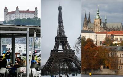 Bratislava je v európskej top trojke najdrahších nehnuteľností v pomere k platu, tvrdí analytik