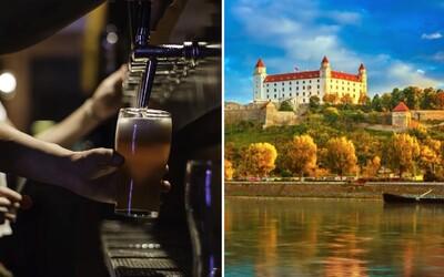 Bratislava má najlacnejšie pivo zo všetkých veľkomiest