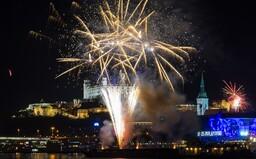Bratislava nebude mať silvestrovský ohňostroj, chce šetriť peniaze a zabrániť zhromažďovaniu
