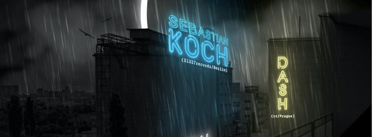 Bratislava zažije mocnú techno party Nočná v Novej Cvernovke. Piatok sa bude niesť v znamení Sebastiana Kocha a slovenského DJ Matwe