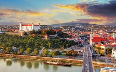 Bratislava získala mimoriadne prestížneho  Oscara turizmu. Hlavné mesto vraj ponúka jedinečné zážitky i unikátnu kultúru