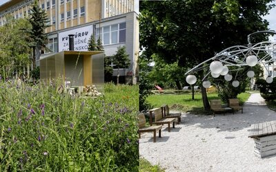 Bratislava zrekonštruovala park pri Novej Cvernovke. Takto vyzerá