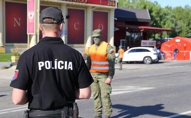 Bratislavčan si nechcel v aute nasadiť rúško, dostal pokutu 1 000 €