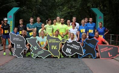 Bratislavčania zabehli počas jedného popoludnia 6880 kilometrov s jasným cieľom vybehať si opäť bežeckú trať pre svoju mestskú časť