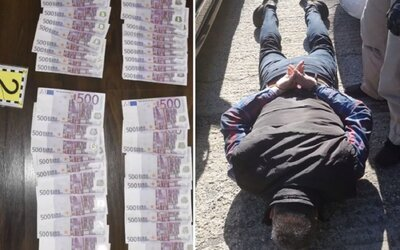Bratislavská polícia potopila drogový gang z Petržalky: V rukách má historický úlovok pervitínu