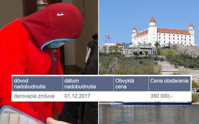 Bratislavská prokurátorka si na účet vložila 350-tisíc eur ako dar. O rok si bez hypotéky kúpila rodinný dom aj s pozemkom