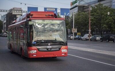 Bratislavskú MHD čaká výrazná zmena k lepšiemu