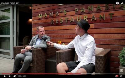 Bratislavský Mama's Hotel ponúka individuálny prístup, luxusné dizajnové priestory aj sushi reštauráciu pre tých najnáročnejších (Videoreport)