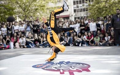 Bratislavu pohltí nezabudnuteľný tanečný battle. Na Red Bull Dance Your Style zažiješ tie najlepšie pohyby, za ktoré hlasuješ aj ty