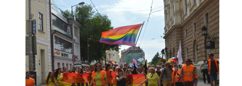 Bratislavu rozžiari Dúhový Pride. Zabojuj o práva diskriminovaných a dokáž, že láska nie je zločin