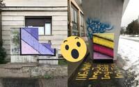 Bratislavu zaplavilo ružovo-fialové šialenstvo. Kto si to nevšimol, nech sa hlási!