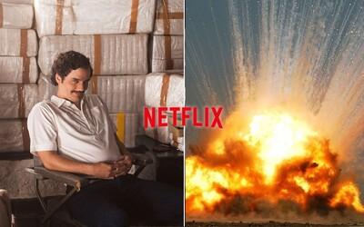 Bratr Pabla Escobara vyhrožuje tvůrcům Narcos. Dle mocného mafiána se Netflix až příliš zajímá o svět zločinu
