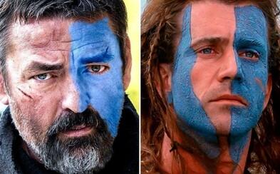 Braveheart dostává pokračování. Robert The Bruce bojuje v krvavém traileru za svobodu Skotska