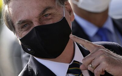 Brazílie přestala zveřejňovat statistiky nově nakažených. Prezident Bolsonaro koronavirus od začátku zlehčuje
