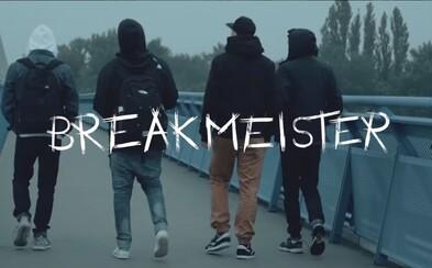 Breakmeister: Nahliadni do života slovenských bboys v krátkometrážnom filme