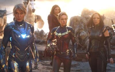 Brie Larson a šéf Marvelu by radi natočili tímovku so ženskými superhrdinkami bez mužov