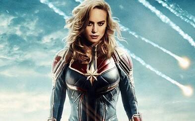 Brie Larson je Captain Marvel na vôbec prvom obrázku z očakávanej komiksovky